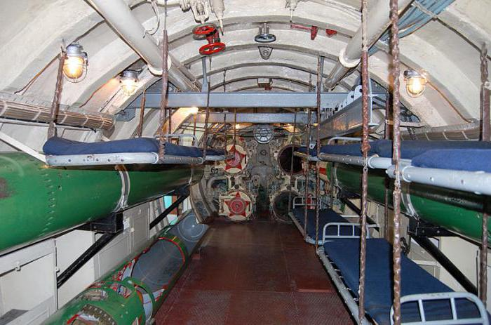 Museum of submarines in Moscow ticket price
