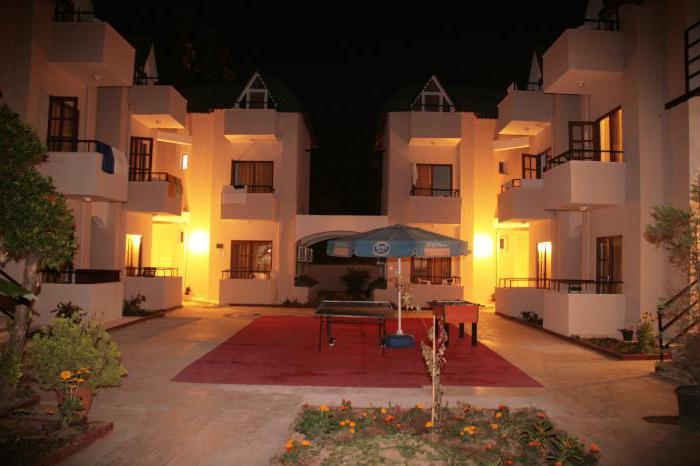 ares city hotel 3 standard kemer