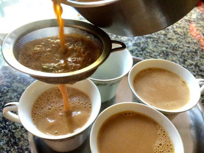 Чай с молоком для похудения результаты