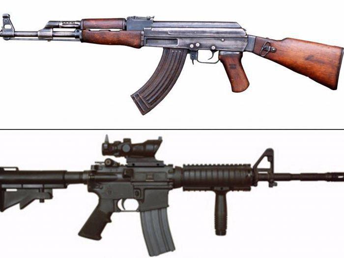 rifle m4