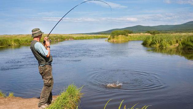рыбалка в Подмосковье бесплатно