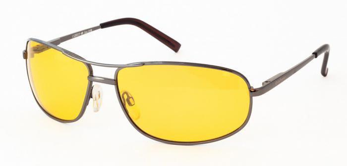 glasses yellow cafa france
