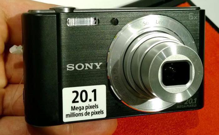 digital camera sony cyber shot dsc w810