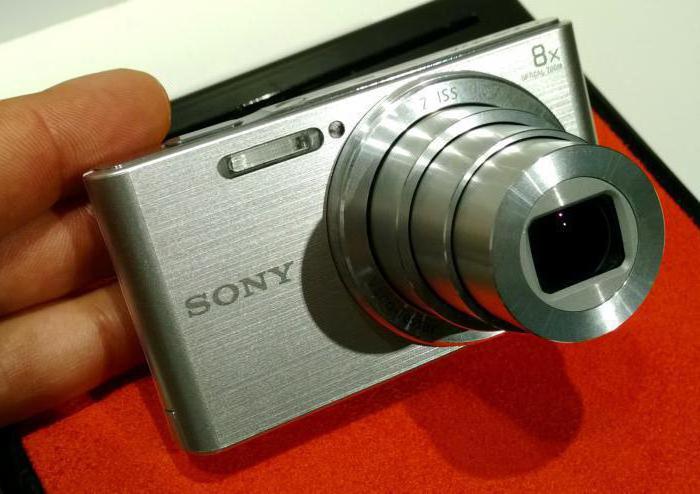 sony cyber dsc w810 camera