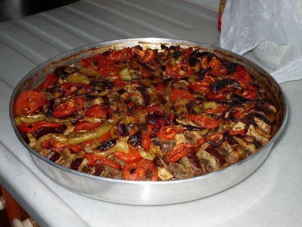 Turkish eggplant recipe