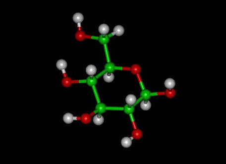 glucose representative monosaccharides structure properties application