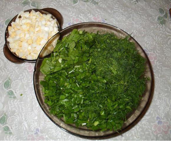 sorrel soup in a slow cooker