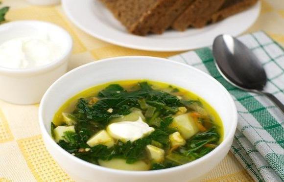 how to cook sorrel borscht