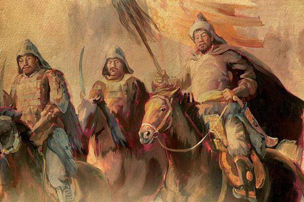Батый сын Чингисхана