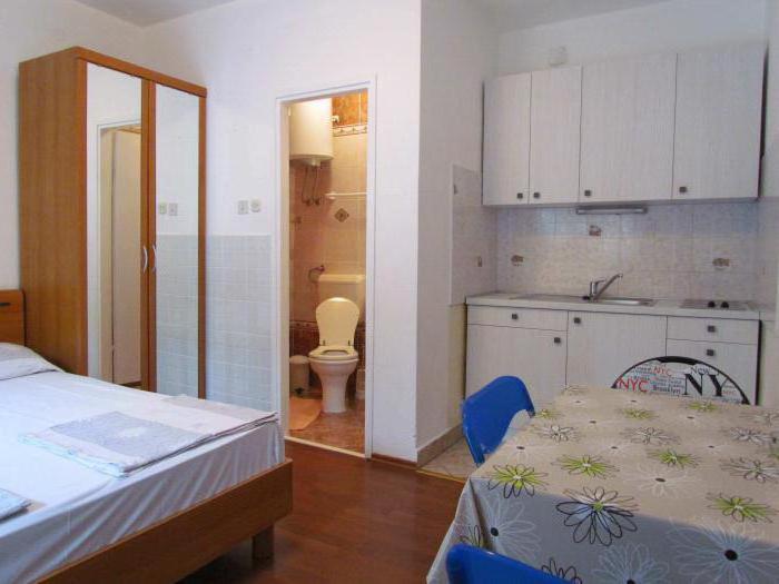 Apartments Brela Croatia