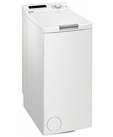 narrow type washing machine
