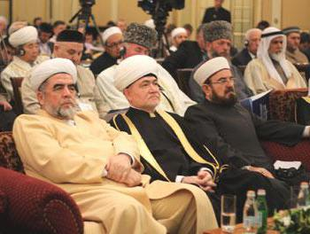 Muftis of Russia