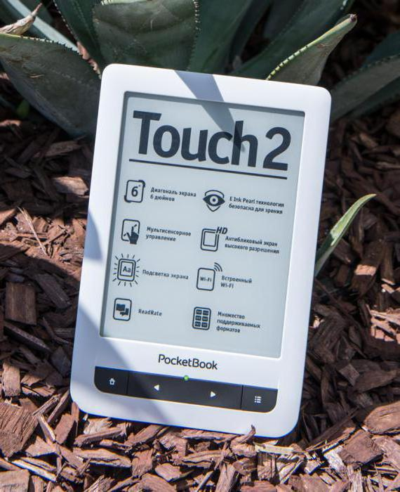 e-book pocketbook 623 touch 2