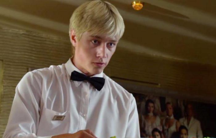 actor Alexei Krylov biography filmography