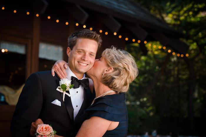 поздравления матери на свадьбе сына в стихах
