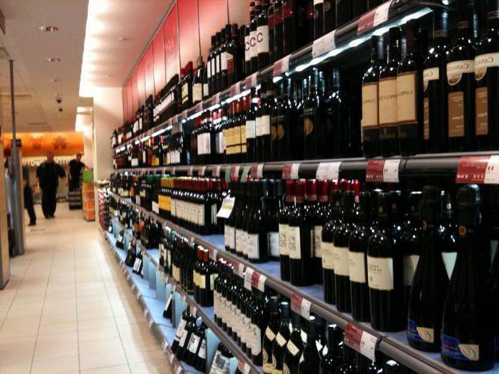 В какие дни действует запрет на продажу алкоголя?