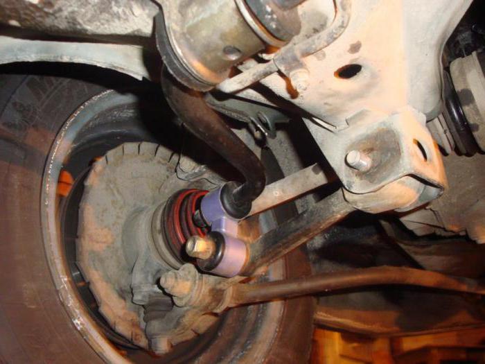 Замена сайлентблоков на автомобиле ВАЗ 2114