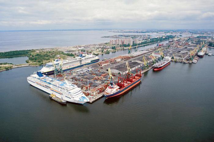 St. Petersburg Neva Bay