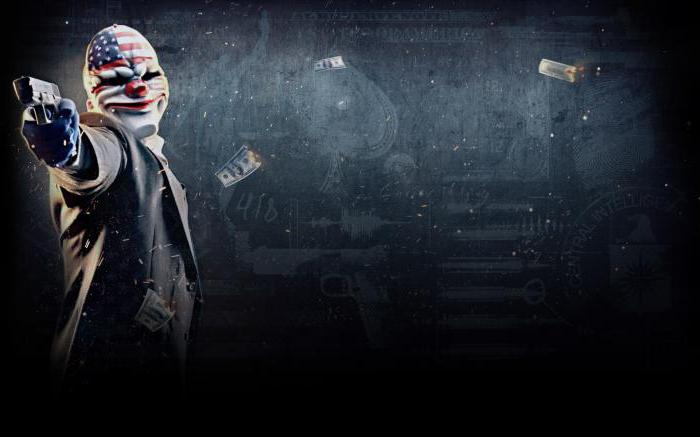 Payday 2 in Russian