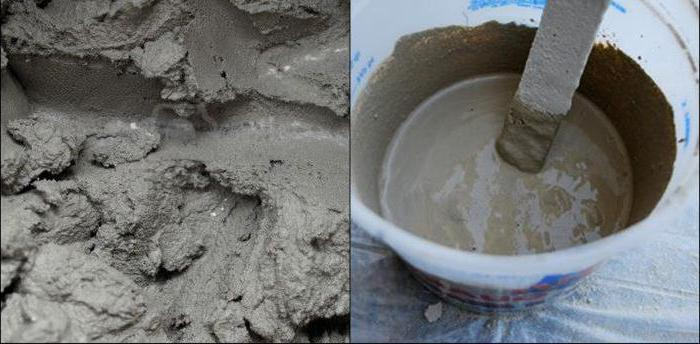 floor screed solution proportions