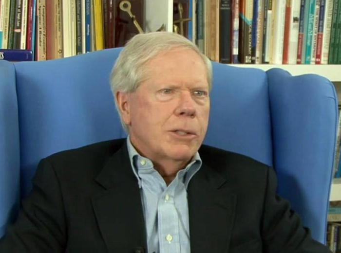 Paul Craig Roberts Education