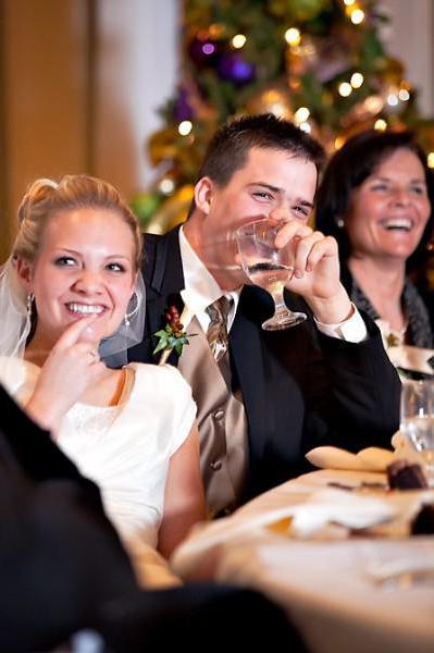 Тост для свадьбы который говорят родители