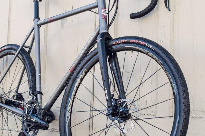 Вилка на велосипед