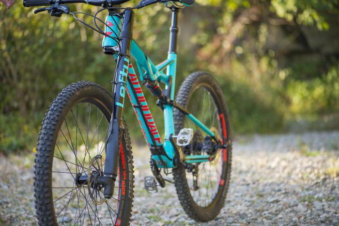 Регулировка вилки велосипеда