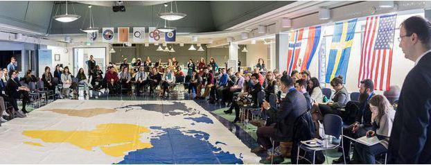 Arctic Council meeting