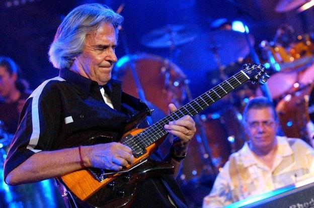 John McLaughlin guitarist