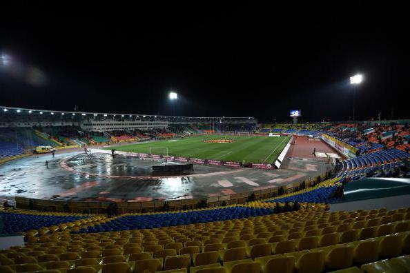 central stadium kazan address