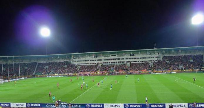 central stadium kazan capacity
