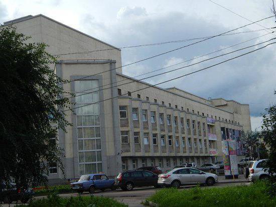 musical theater krasnoyarsk