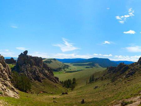 Transbaikal Natural National Park