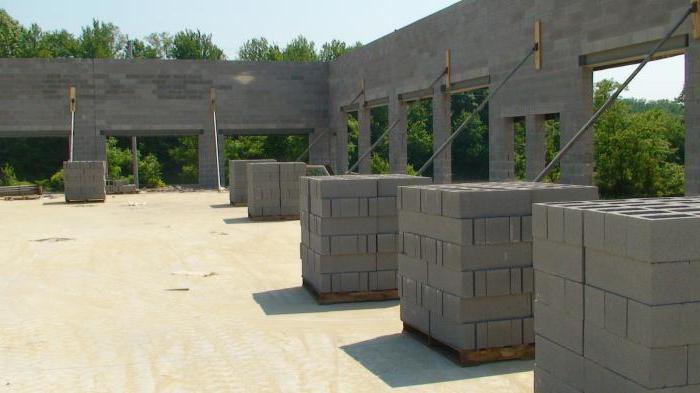 Баня из керамзитобетонных блоков пошаговая инструкция с фото