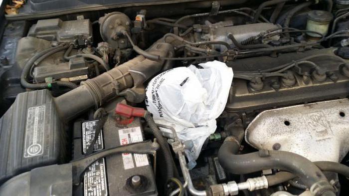 средство для мытья двигателя автомобиля