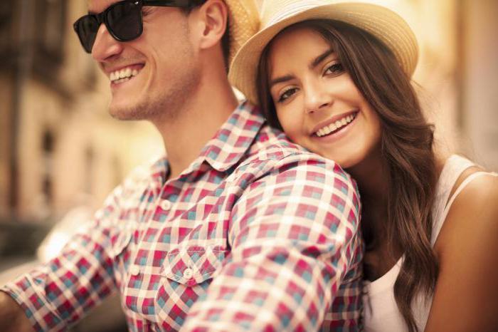 Красивые отношения между мужчиной и женщиной
