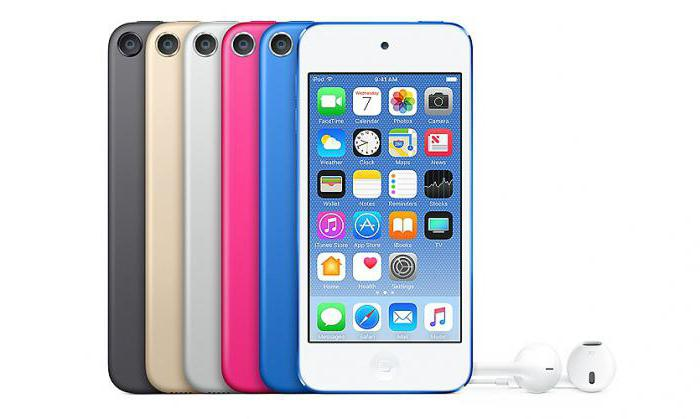 apple ipod touch 6