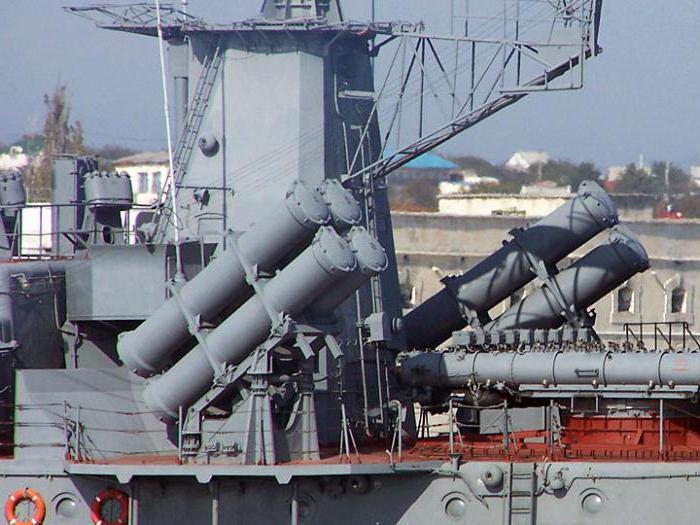 large anti-submarine ship