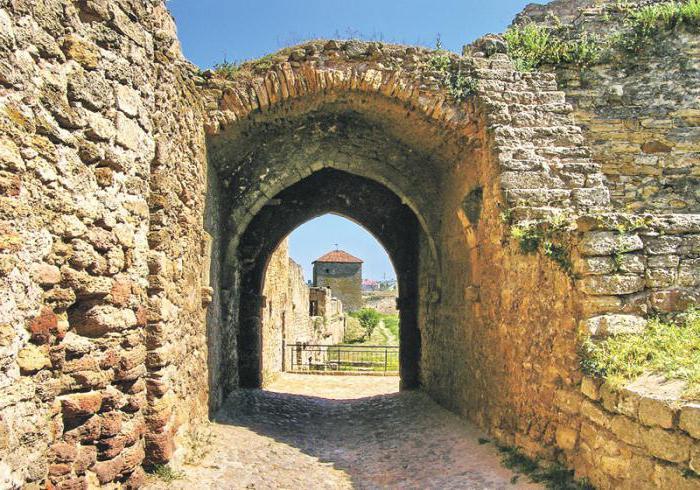 Belgorod Dniester fortress history