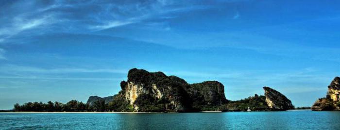 Malacca Peninsula characteristic