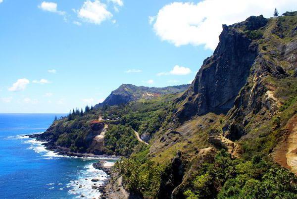 остров питкэрн южная часть тихого океана