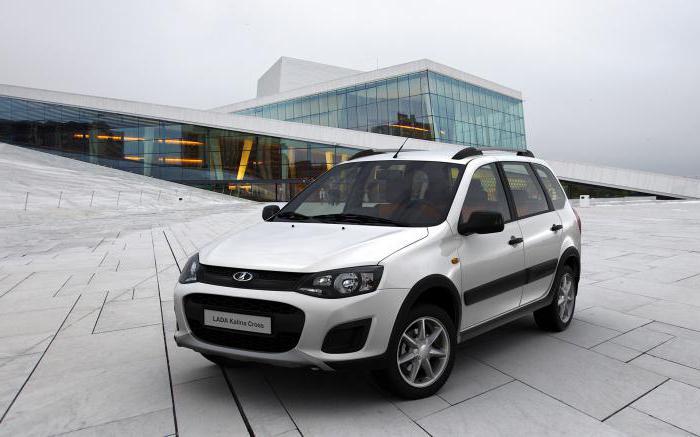 Lada Kalina Cross owner reviews