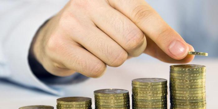 cumulative part of pension in npf savings bank