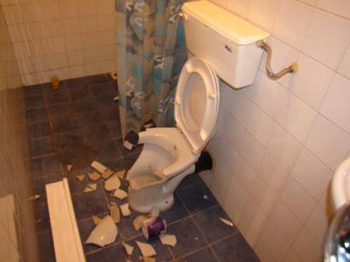 сонник туалет унитаз