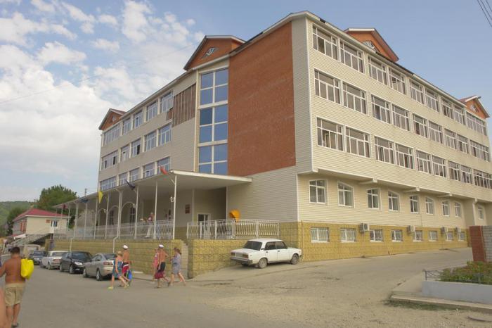 Hotel Imperial Krasnodar region village Lermontovo