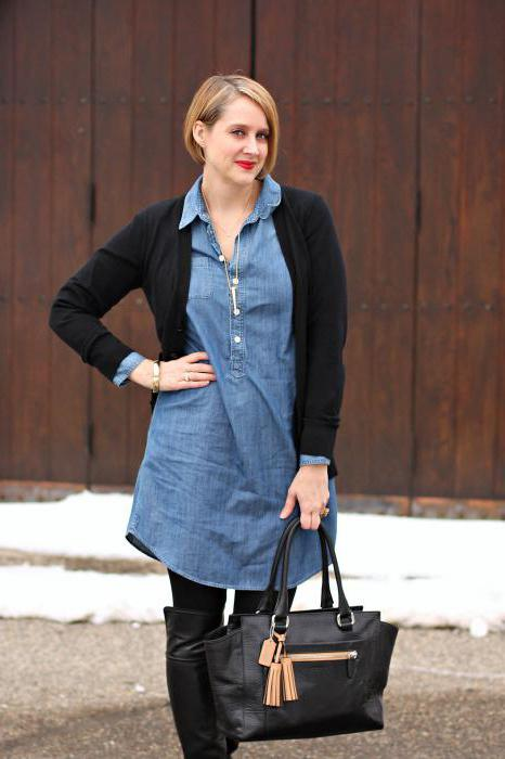 what to wear denim dress without sleeves