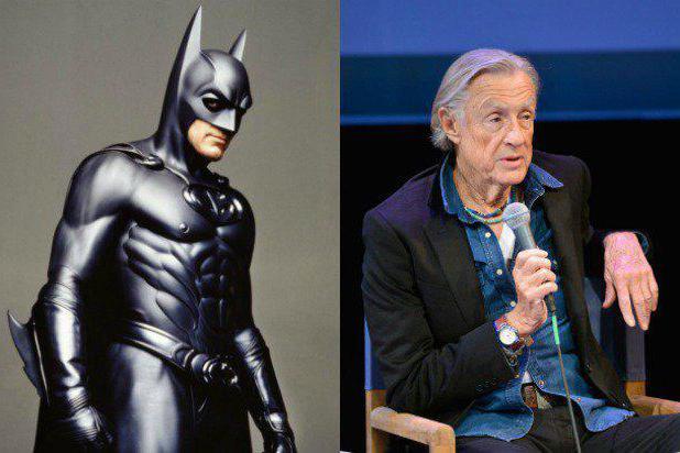 Batman and Robin Joel Schumacher