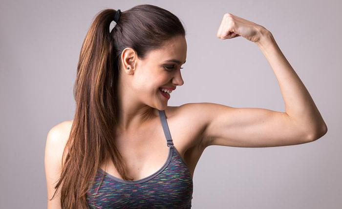 biceps triceps press
