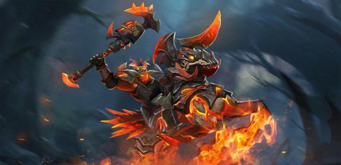 "Chaos knight, ""Dota 2"": гайд, описание и особенности. Персонажи ""Дота 2"""
